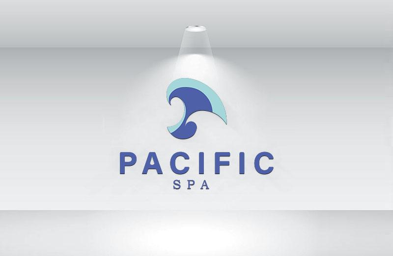 Brand Identity Pacific Spa