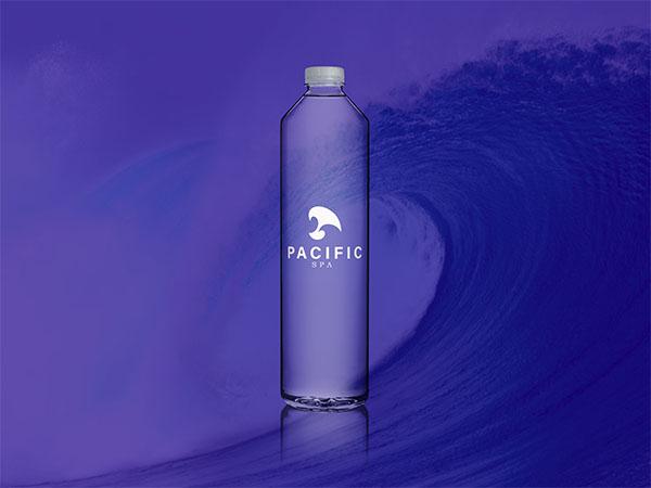 Pacific Spa bottiglia