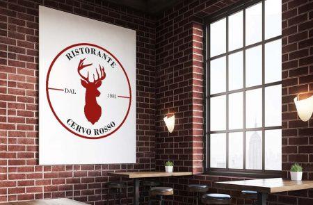 Logo Ristorante Cervo Rosso